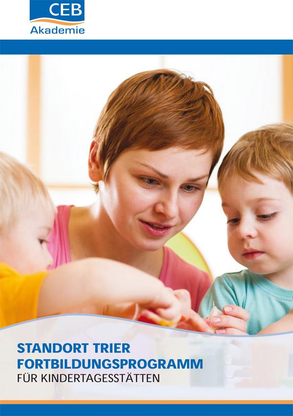 CEB Trier: Fortbildungsprogramm 2018/2019 für Kindertagesstätten